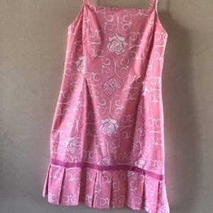 Pretty in Pink Lily Pulitzer dress